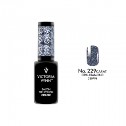 GEL POLISH COLOR CARAT OPAL DIAMOND nr 229 VICTORIA VYNN - 8 ml