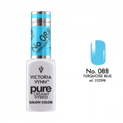VICTORIA VYNN PURE CREMY HYBRID 088 TURQUOISE BLUE - 8 ml - victoriavynn24.pl