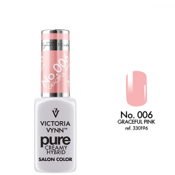 VICTORIA VYNN PURE CREMY HYBRID 006 GRACEFUL PINK - 8 ml