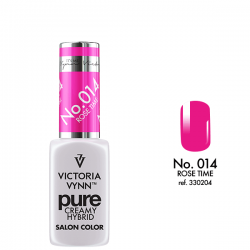 VICTORIA VYNN PURE CREMY HYBRID 014 ROSE TIME - 8 ml