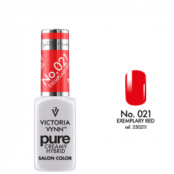 VICTORIA VYNN PURE CREMY HYBRID 021 EXEMPLARY RED - 8 ml