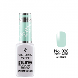 VICTORIA VYNN PURE CREMY HYBRID 028 PASTEL MINT - 8 ml