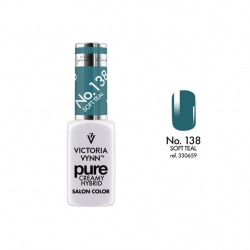 VICTORIA VYNN PURE 138 Soft Teal - 8 ml Autumn 2018