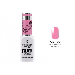 VICTORIA VYNN PURE CREAMY HYBRID NO. 149 DOLL SURPRISE - 8 ml Wiosna 2019