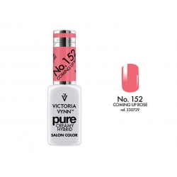 VICTORIA VYNN PURE CREAMY HYBRID NO. 152 COMING UP ROSE - 8 ml Wiosna 2019