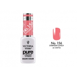 VICTORIA VYNN PURE CREAMY HYBRID NO. 156 EVERYDAY LUNCH - 8 ml KISS COLLECTION