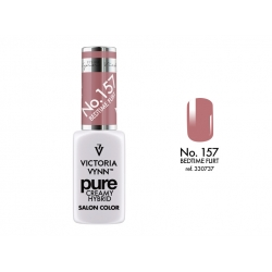 VICTORIA VYNN PURE CREAMY HYBRID NO. 157 BEDTIME FLIRT - 8 ml KISS COLLECTION