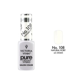 VICTORIA VYNN PURE 108 NATURAL IVORY - 8 ml - lakierowo.pl